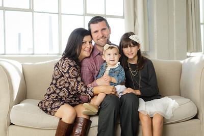 G Johnson Family 2015