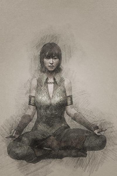 Zen Girl Pencil Art TEST.jpg