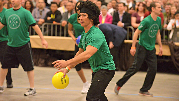 XS SN Dodgeball Tourney