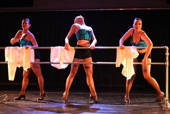 City Dance Steph's Tap Barre Piece