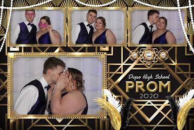 Dupo HS Prom 2020