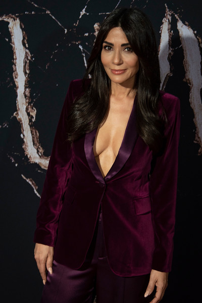 "LOS ANGELES, CALIFORNIA - OCTOBER 29: Marisol Nichols  attends the premiere of Warner Bros Pictures' ""Doctor Sleep"" at Westwood Regency Theater on Tuesday October 29, 2019 in Los Angeles, California. (Photo by Tom Sorensen/Moovieboy Pictures,)"