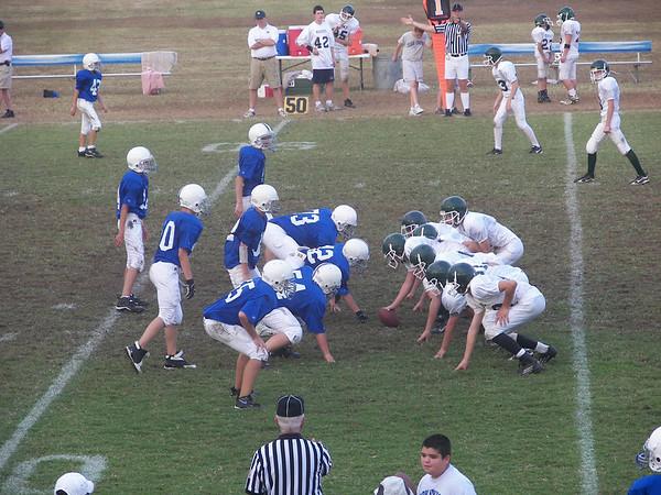 Football: FUMA vs. Benedictine