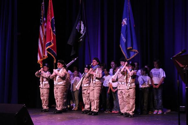 2014 Bowers Elementary School Recital