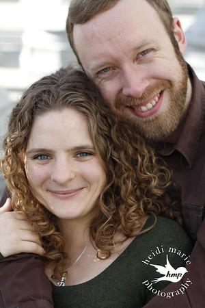 Jacquie and Sean