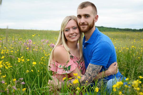 Zach  & Caitlyn Engagement