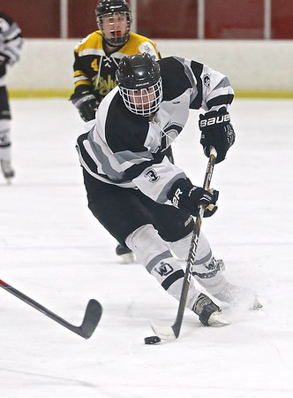 West Ottawa vs Bishop Foley Hockey