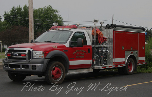 East Boomfiedl Fire Department