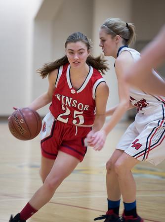 2014-2015 Varsity Basketball