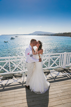 Kerry-Ann and Nicky's wedding photography Lanzarote, H10 Rubicon, Playa Blanca