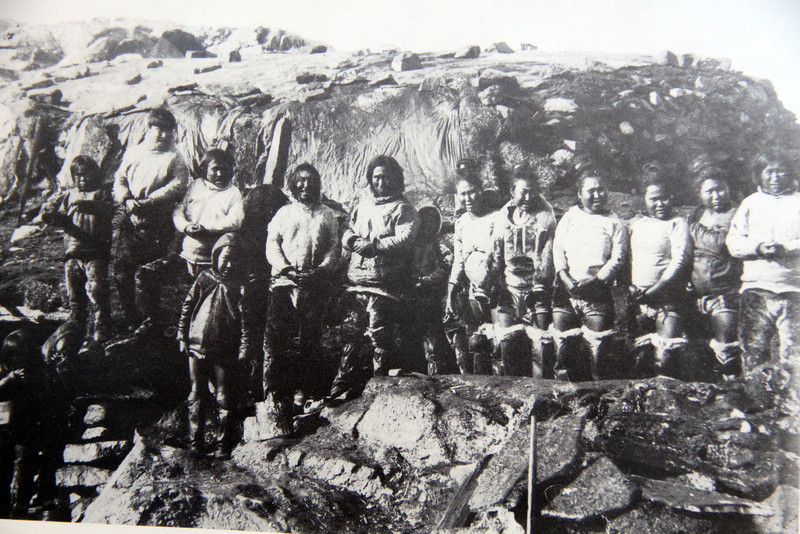 29 Early 20th century, Tasiilaq, East Greenland