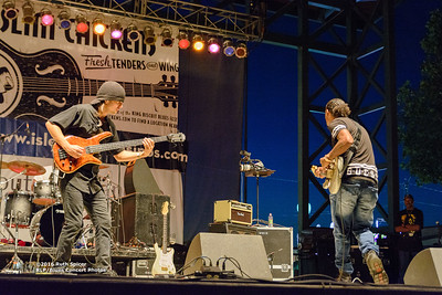 10-06-2016 - Eric Gales - King Biscuit Blues Festival #9