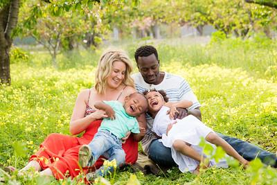The Camara Family Spring 2016