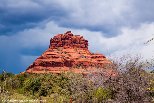 Sedona State Park, Scenic Byway, All-American Road, Arizona