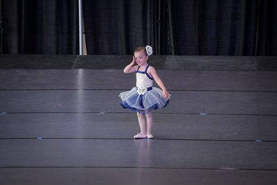 2-3 Year Old Ballet Combo I Don't Want To Live On The Moon