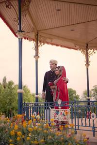 Mr & Mrs Faisal Mhmed
