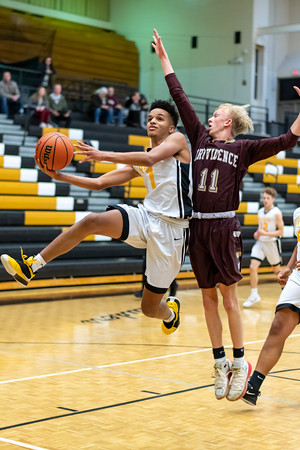2020-01-21 - Sullivan North Boys vs Providence Academy @ North