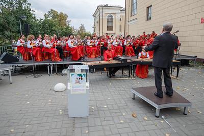 14.09.19 Благотворительный концерт в сквере филармонии (Владимир Васильев)