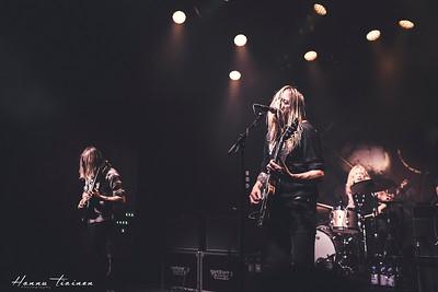 Graveyard / Tavastia 2018