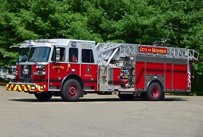 Apparatus - Silver City FireFest - Meriden, CT - 7/17/21