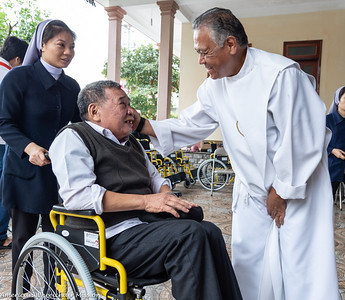 2018 Vietnam (November) Wheelchair Distributions