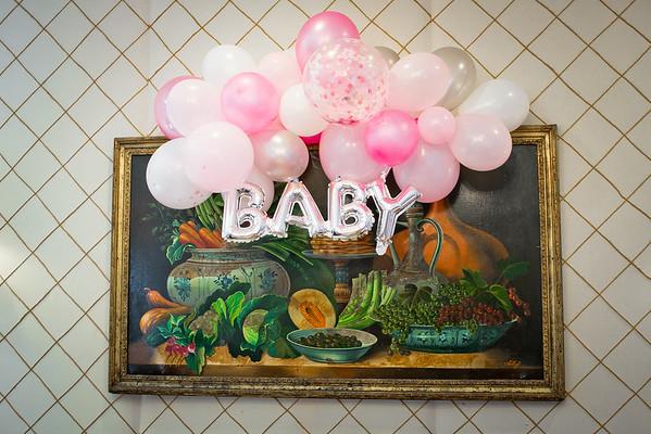 Baby Shower Inna