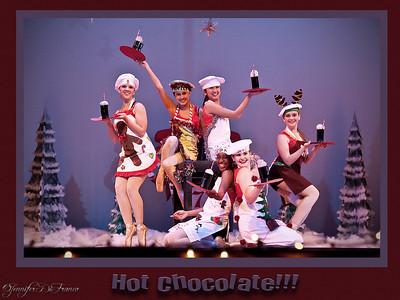The Polar Express - Christmas Recital 2009