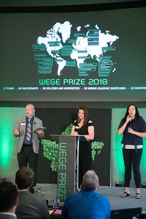 Wege Prize 2018