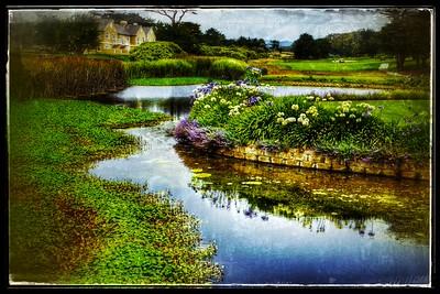 English Pond - Halfmoon Bay, CA