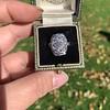 1.82ctw Diamond Cluster Ring 18
