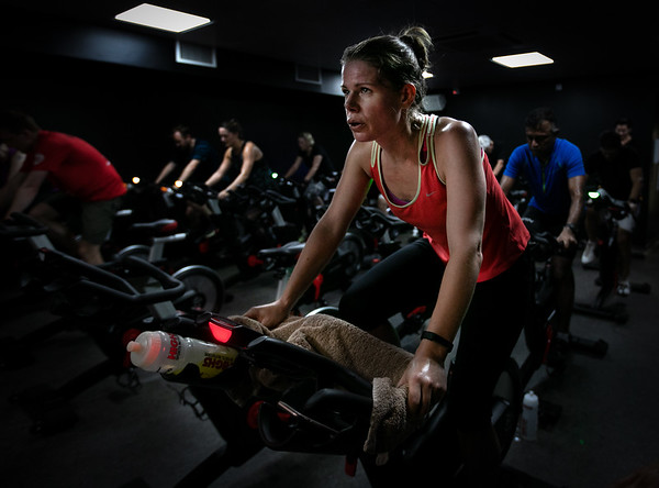 Indoor Cycling Group Launch SSP