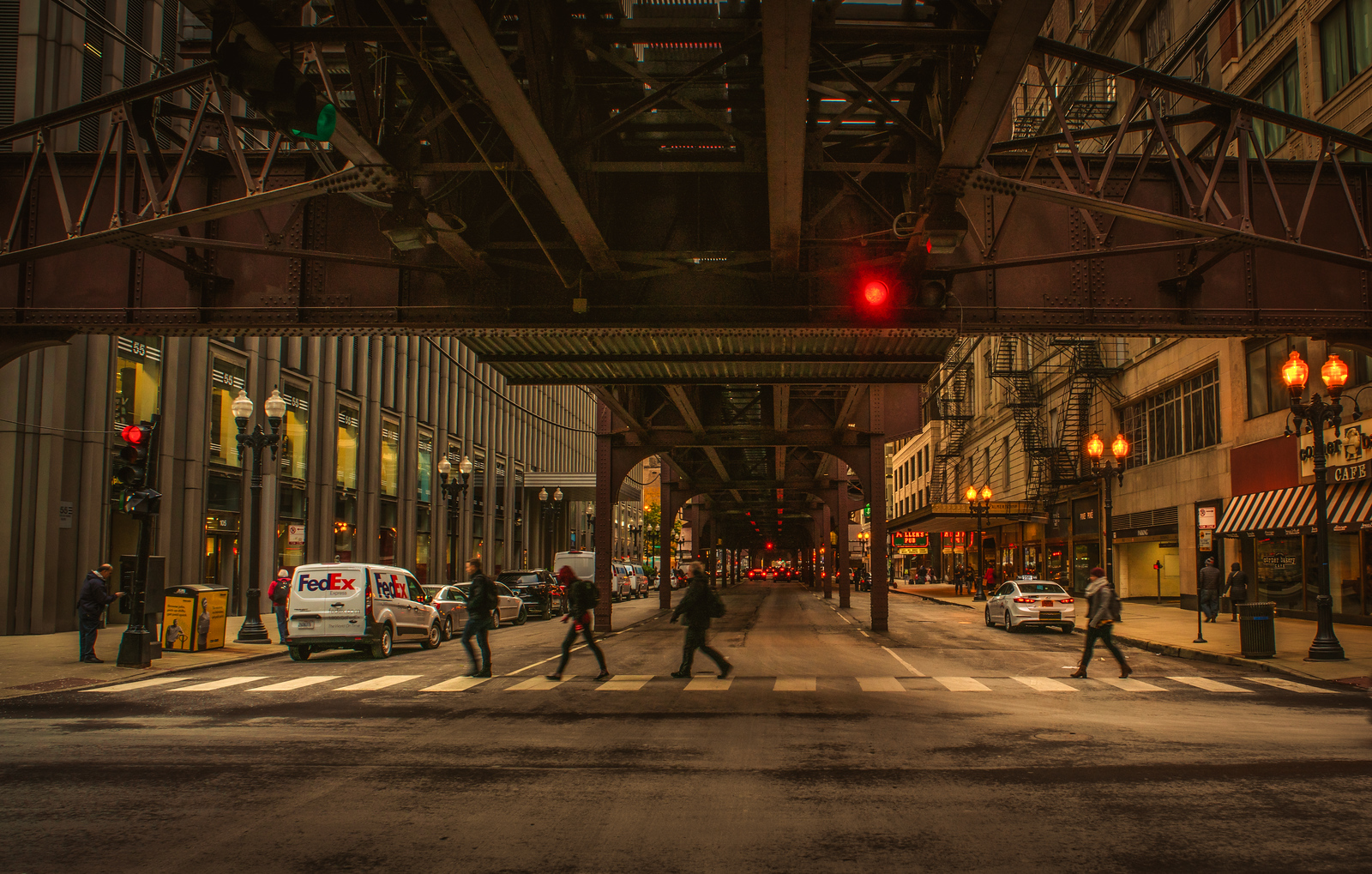 Chicago Morning Commute