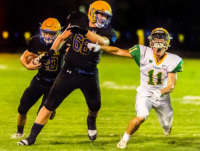 Lynden Lions def. Ferndale Golden Eagles 33 to 21