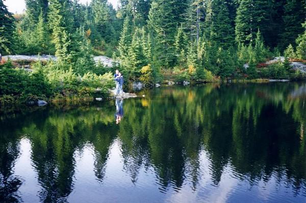 Seymour Mountain, BC, Canada