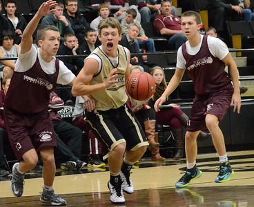 Basketball - Seniors 2015-16