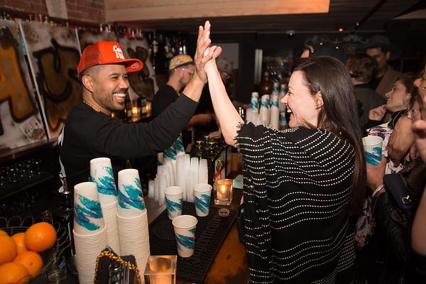 Prohibition (Bartender's Weekend) - 3.19.17
