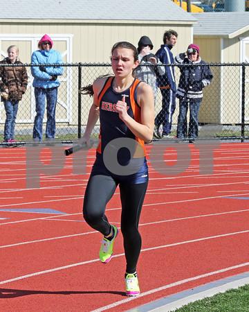 Hershey & LD Track & Field 2013