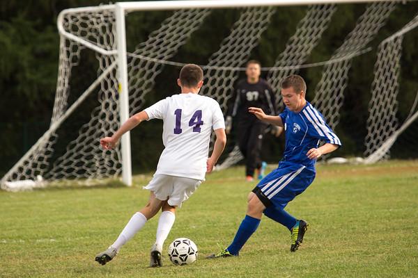 Rhinebeck Boys vs Millbrook Sept 21st 2015