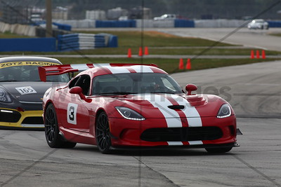 CHIN TRACK DAYS AT SEBRING, DEC 13-15