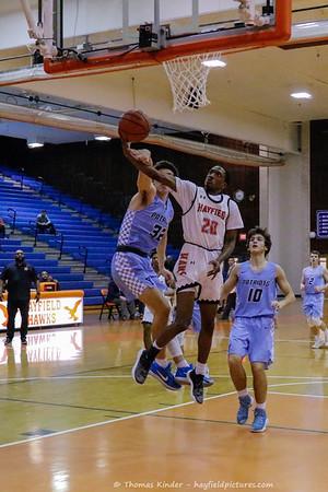 Boys Varsity Basketball v Yorktown 12/4/18