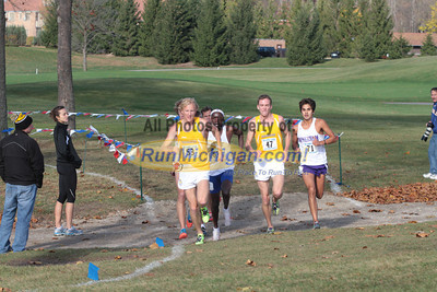 3rd Loop Men - 2012 Summit League XC Championship