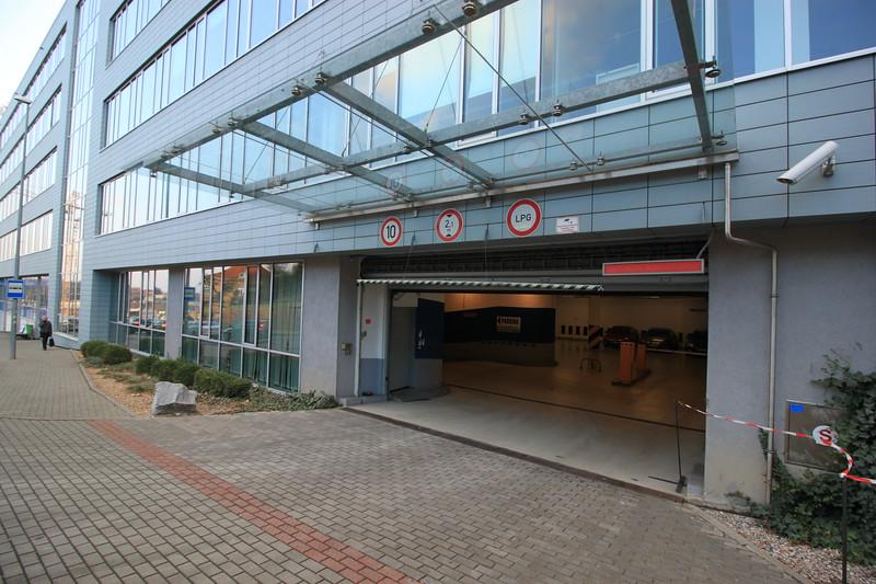Park & Ride Bořislavka Metro IdyllicPrague