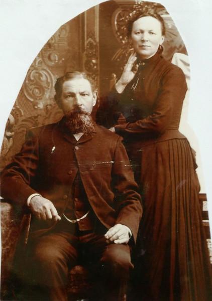 Christian & Wilhelmine (Liebe) Spann