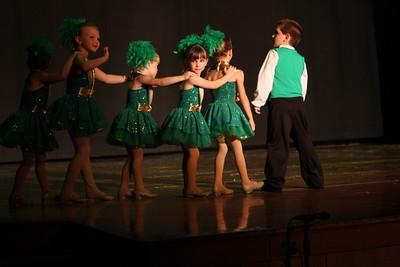 Emily's Dance Recital