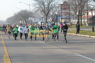 5K Start - 2012 Blitzen The Dotte