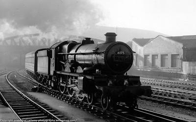 Collett Castle Class 4073-7037