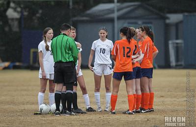 FP Girls' Soccer 01/15/15