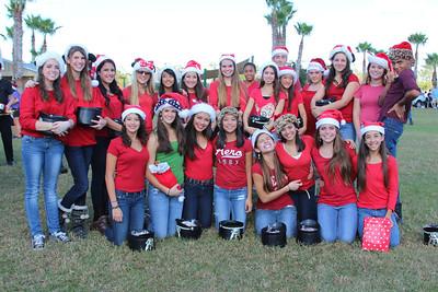 Christmas Parade Avalon Aglow