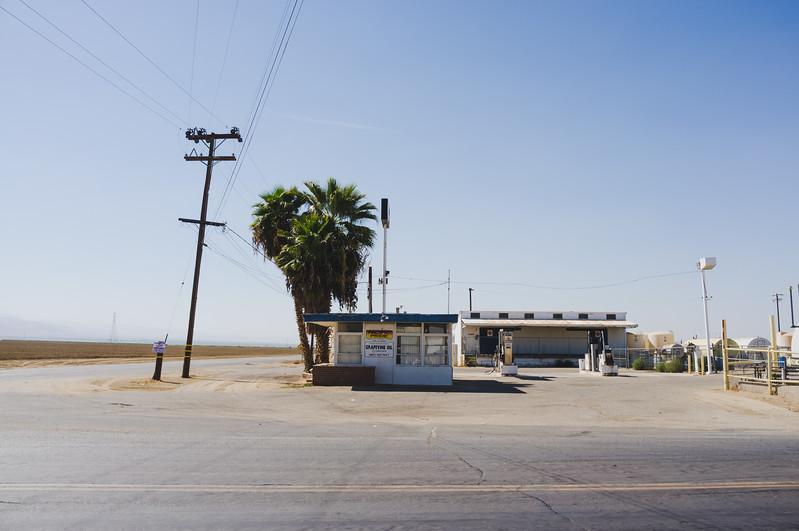 Desert Pitstop