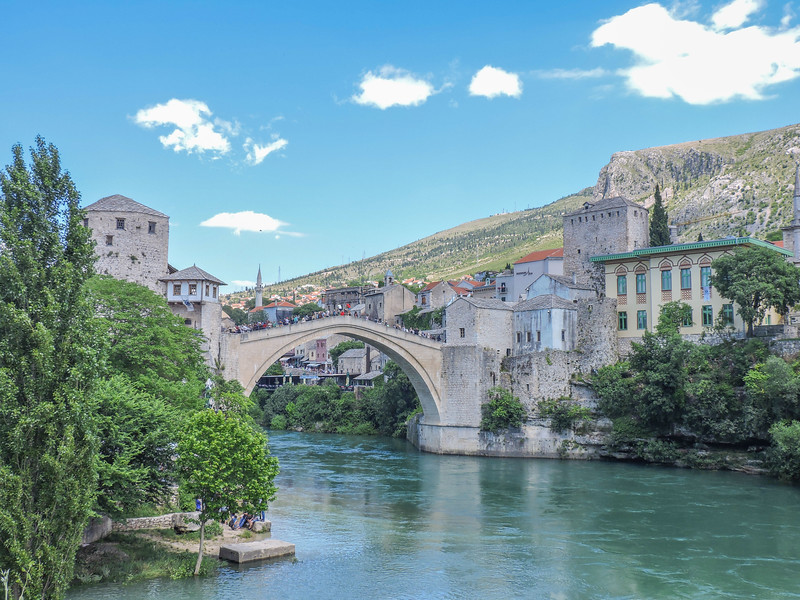 stari most bosnia and herzegovina